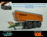 Rebuilt-&-Dirty-Joskin-Cargo-BC150-7500-25-Dirty-Look-op-Michelin-XS-banden-ROS-1:32-RS602014-RD