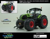 Claas-Axion-850-Generation-II-Farmmodels-editie-USK-1:32-Handmatig-verbouwd-Manually-rebuilt