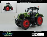 Claas-Axion-850-Generation-II-op-Rijencultuur-TF-Models-USK-1:32