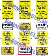 GEV-00010-PAS-OP!-Schrikdraad-stickerset
