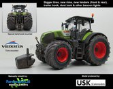 Claas-Axion-850-+-Stoflook-Generation-II-Farmmodels-editie-USK30006-1:32-Handmatig-verbouwd-Manually-rebuilt