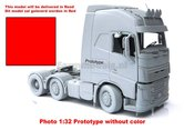VOL-142-RED-3-Axle-Volvo-FH16-Rood-MarGe-Models-1:32-MM1811-03-Available-Q3-Q4-=-3de-4de-kwartaal-2018
