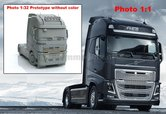 VOL-121-ANTHRACIET-2-Axle-Volvo-FH16-MarGe-Models-1:32-MM1810-02-Available-Q3-Q4-=-3de-4de-kwartaal-2018