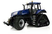 54441**-New-Holland-T8.435-Blue-Power-SmartTrax-+-Trelleborg-NH-Half-Track-zeer-gedetaileerd-Marge-Models-1:32-(MM1804)