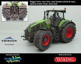 Wiking-Claas-Axion-950-Dust-look-Farmmodels-editie-1:32-Handmatig-verbouwd-Manually-rebuilt