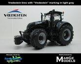 Rebuilt:-BLACK-Ed.-Case-IH-Optum-300-CVX-Agritechnica-Lim.-Ed.-1000-Vredestein-banden--1:32--MM1712-R---SALE