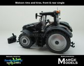 Rebuilt-BLACK:-Case-IH-Optum-300-CVX-Black-edition-op-4-Cultuurwielen-1:32--MM1712-RC4