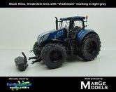 54387-BR-New-Holland-T7.315-Blue-Power-Black-Rims-op-Vredestein-banden-met-opdruk-Vredestein-doos-1:32