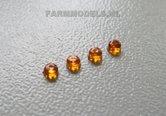 22131-Ronde-oranje-reflectors-4-stuks-2mm