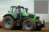 030-DONKER-GRIJS-MATT-Spuitbus-Spray-paint-Farmmodels-series-=-Industrie-lak-400ml.-ook-voor-schaal-1:1-zeer-geschikt!!