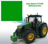 John-Deere-7310R-GROEN-(WIKING)-Farmmodels-series-Spuitbus-Spraypaint-Farmmodels-series-=-Industrie-lak-400ml.-ook-voor-schaal-1:1-zeer-geschikt