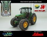 JOH-2552-T-SL+FG-John-Deere-7710-4WD-+-Dust-look-+-Gratis-JD-GPS-1:32-zonder-fronthef-Schuco-2018-SCH07722