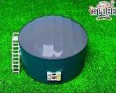 87210-Biogas-Installatie-met-Vergister-Silo-mestsilo-1:32