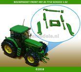 20657-Fronthef-Delen-John-Deere-7710-Schuco-gespoten-in-Farmmodels-JD-groen-(04130)