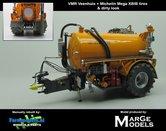 Rebuilt-&-Dirty-VMR-Veenhuis-+-Michelin-1050-Mega-X-Bib-banden-+-MEST--&-STOFLOOK:-Premium-Knikdisseltank-2018-nieuwste-VMR-logo-1:32--MM1808-RD