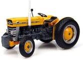 YELLOW-Massey-Ferguson-135-Industrial-Publieke-werken-Geel-zonder-cabine-1:32-UH2872