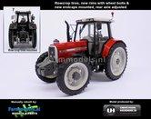 Rebuilt-Massey-Ferguson-6170-op-Cultuurbanden-4WD-1:32-UH4202-R