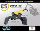 Eurosteel-ES-Sorteergrijper-+-STOFLOOK-ES-SSG-600-ZD-Xtra-Hulpstuk-set-AT3200105-SL-geschikt-voor-snelwissel-Tiltrotator-S6-S60-koppeling-Volvo-EWR150E-kraan-1:32-verwacht-begin-2019
