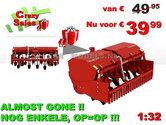 GRA-002**-Gramegna-V86-36-300-Spitmachine-1:32-AT1001-Crazy-Sales-superstunt-aanbiedingen