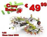 Claas-Liner-2900-Hooihark--Duiner--Lim.-Claas-Ed.-3000-1:32-WKCLLINER2900--LAST-ONES
