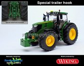 JOH-4651-T-John-Deere-6250R-+-Special-Trailer-Hook-Trekhaak-Wiking-2018-1:32-WK77836