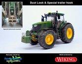 JOH-4653-T-SL-John-Deere-6250R-+-Special-Trailer-Hook-Trekhaak-+-STOFLOOK-Wiking-2018-1:32-WK77836