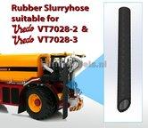 24481-(Vredo)-10-Zuigarm-Slang-Zwart-flexibel-Rubber-1:32-Vredo-VT7028