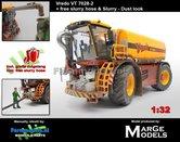 Dirty:-Vredo-Trac-VT7028-2-+-STOF--&-MESTLOOK-+-GRATIS-ZUIGSLANG-1:32-Marge-Models-(MM1801VREDO-D)---LAST-ONES