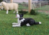 80721-Liggende-hond-Border-Collie-1:32-(WMA12)