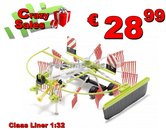 Claas-Liner-450-Hooihark-Zweeler-Duiner-USK-2015-1:32-SUPERSALE-LAST-ONES