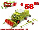 CLAAS-Dominator-85-zonder-Cabine-1:32-Superstunt-LAST-ONES