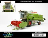 Claas-Dominator-98S-+-Dust-Look-Lim.-Edition-2000--1:32-Replicagri-2017-REP165
