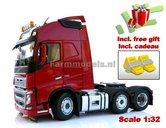 RED-3-Axle-Volvo-FH16-Rood-incl.-gratis-set-Wielkeggen-1:32-MM1811-03