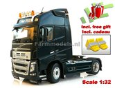 ANTHRACIET-2-Axle-Volvo-FH16-incl.-gratis-set-Wielkeggen--1:32-MM1810-02