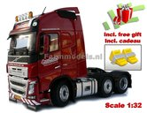 RED-3-Axle-NOOTEBOOM-EDITION-Volvo-FH16--incl.-gratis-set-Wielkeggen-1:32-MM1811-03-01-RESERVEER-NU-ALVAST