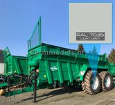 028-RAL-7035-LIGHT-GRIJS-Velgenkleur-Plaatwerk-Spuitbus-Spraypaint-Farmmodels-series-=-Industrie-lak-400ml.-ook-voor-schaal-1:1-zeer-geschikt!!