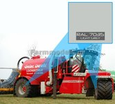 027-RAL-7035-Licht-Grijs-Spuitbus-Spraypaint-Farmmodels-series-=-Industrie-lak-400ml.-spuitbusverf-ook-voor-schaal-1:1-zeer-geschikt!!