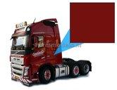 Volvo-NOOTEBOOM-ROOD-MM-1811-03-01-Farmmodels-series-Spuitbus-Spraypaint-Farmmodels-series-=-Industrie-lak-400ml.-ook-voor-schaal-1:1-zeer-geschikt!!