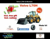 Volvo-L70H-Shovel-Michelin-banden-+-FREE-GIFT-+-snelwissel-+-bak-AT3200120-70-1:32-(foto-1:1)-verwacht-Begin-2019