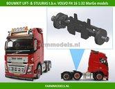 28135-Sleep--stuur--lift-as-t.b.v.-VOLVO-FH16-MarGe-Models-Vrachtwagen-Chassis-Bouwpakket-1:32-December-2018