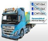 CWT-064-3x-BE-WITTE-Kentekenplaatsticker-ZWARTE-LETTERS-Pré-Cut-Decals-1:32-Farmmodels.nl