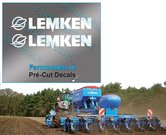 2x-LEMKEN-met-Ploegschaar-logo-stickers-WIT-op-Transparant-7-mm-hoog-Pré-Cut-Decals-1:32-Farmmodels.nl
