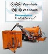 2x-VMR-Veenhuis-7mm-hoog--logo-achter-elkaar--zwart-op-Transparant-Pré-Cut-Decals-1:32-Farmmodels.nl