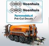 2x-VMR-Veenhuis-8mm-hoog--logo-achter-elkaar--zwart-op-Transparant-Pré-Cut-Decals-1:32-Farmmodels.nl