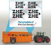 4x-ZHE-ZWART-logo-set-geschikt-voor-o.a.-mestcontainer-zwart-op-Transparant-Pré-Cut-Decals-1:32-Farmmodels.nl