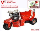 VERVAET-Hydro-Trike-RED-TANK-+-VERVAET-LOGO-1:32-Die-Cast-model-Marge-Models--MM1819