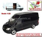 ZWART-Mercedes-Benz-Sprinter-+-FREE-GIFT-1:32--MM1905-02