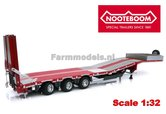 RED-+-METAL-GRID-Nooteboom-semi-lowloader--1:32-Marge-Models--MM1813-01