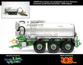 Aangepaste-hef-Veenhuis-Joskin-Vacu-Cargo-24000-ZILVER-op-Michelin-XS-banden-1:32