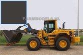 Volvo-GRIJS-GLANS-Farmmodels-series-Spuitbus-Spraypaint-Farmmodels-series-=-Industrie-lak-400ml.-ook-voor-schaal-1:1-zeer-geschikt!!